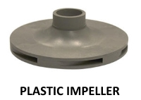 plastic pump impeller