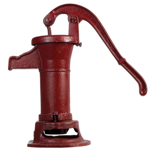 hand pump for off the grid