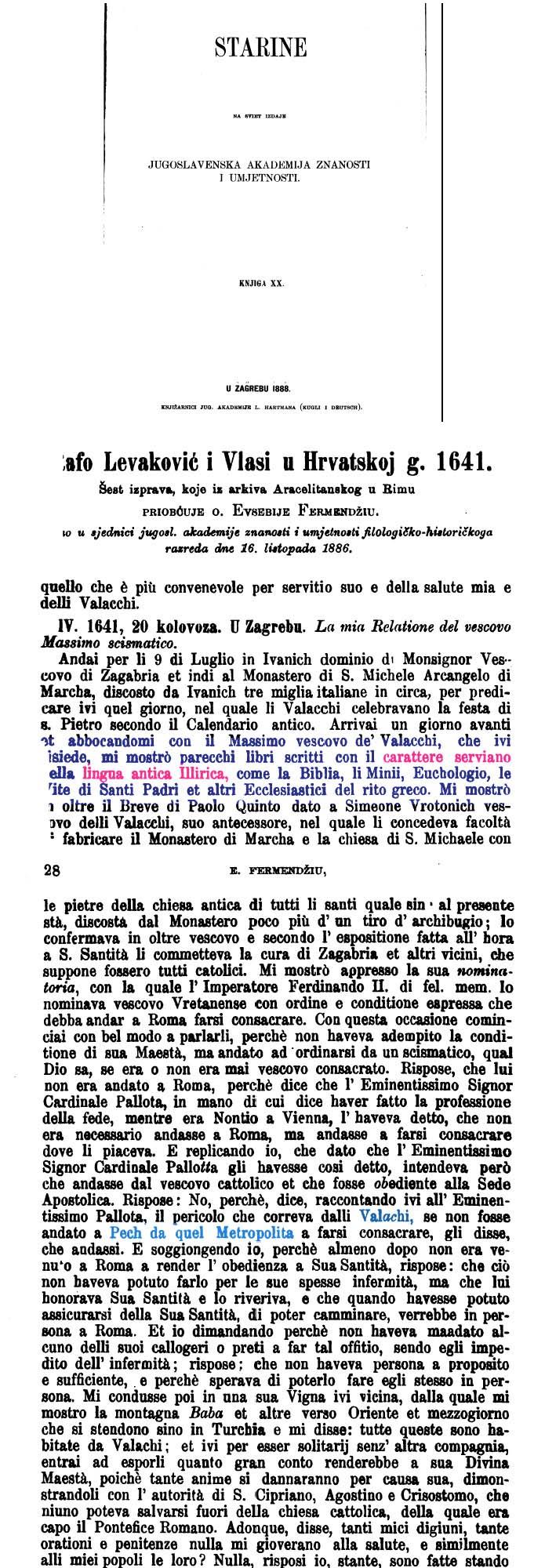 lingua antica illirica