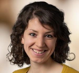 Porträt von Ursina Dorer