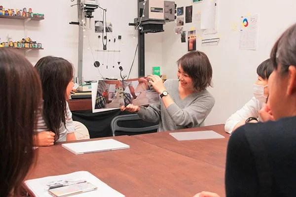 女性による女性のための写真教室 【STEP2】写真をたのしむ基本コース