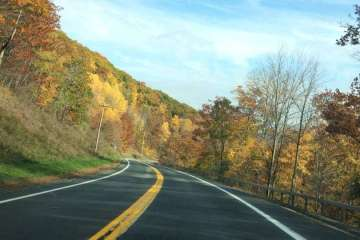 The Road Through The Catskills