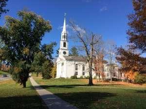 Williamstown Church