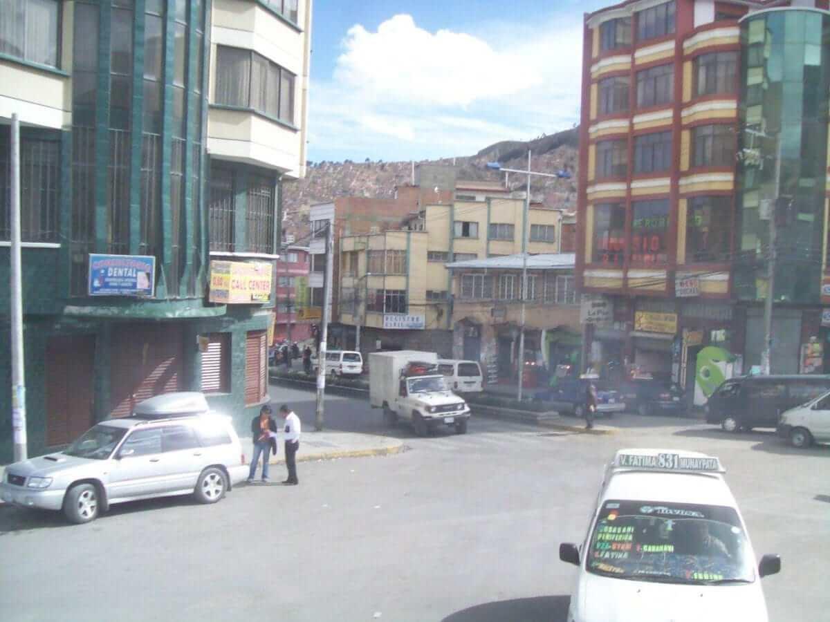 La Paz Streets