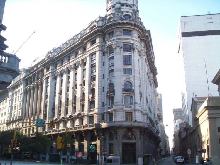 Historic Architecture in Buenos Aires