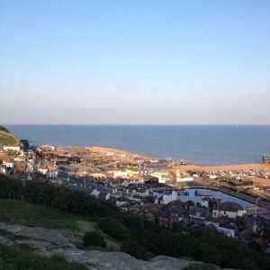 The Old Town of Hastings