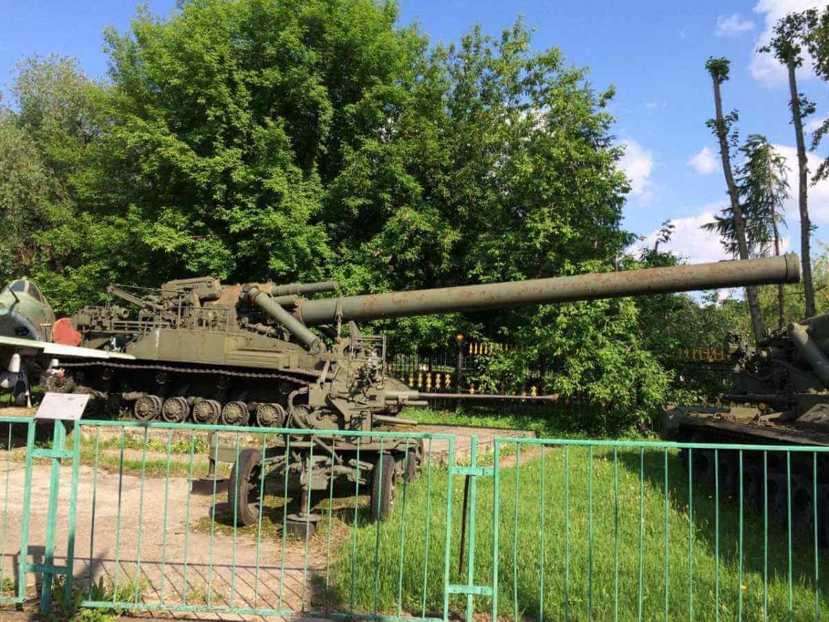 Russian Tank Museum