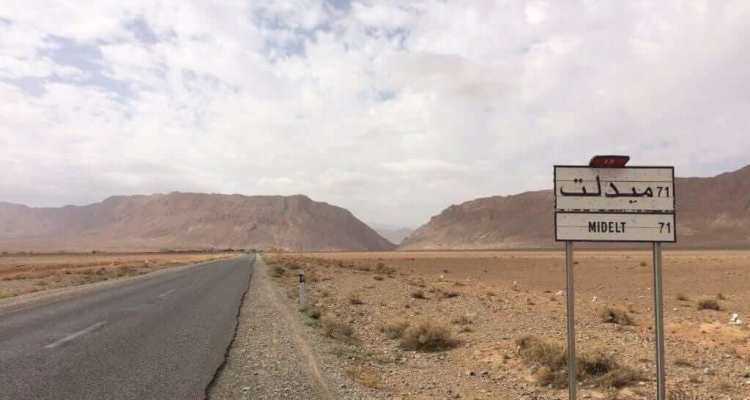 Driving From Fes To Merzouga In Morocco By Car Solaris