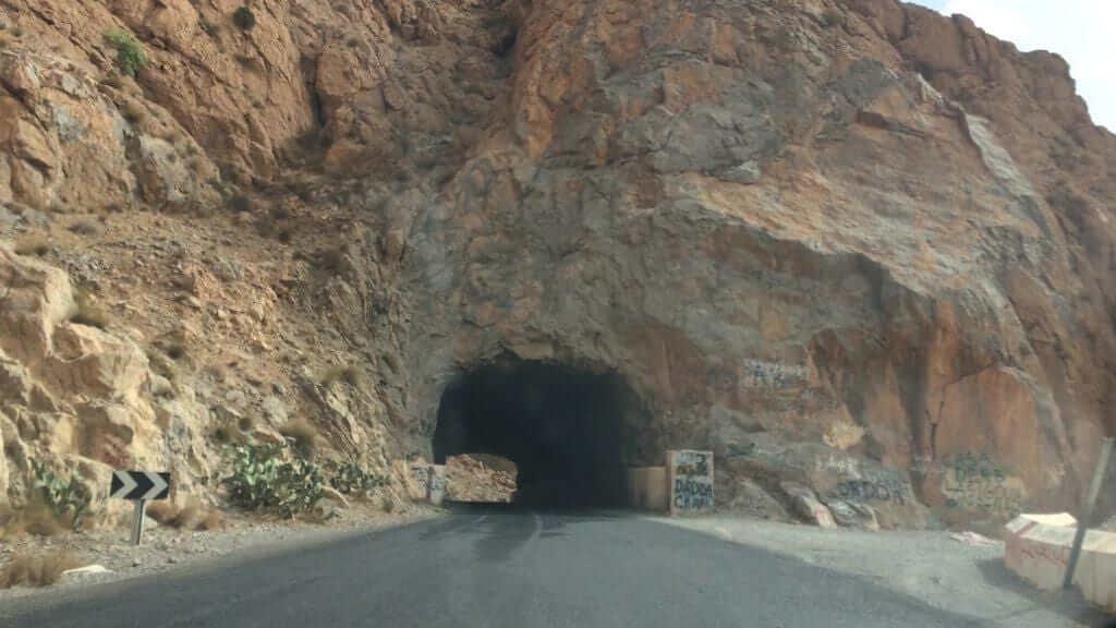 Tunnel de Legionnairesv