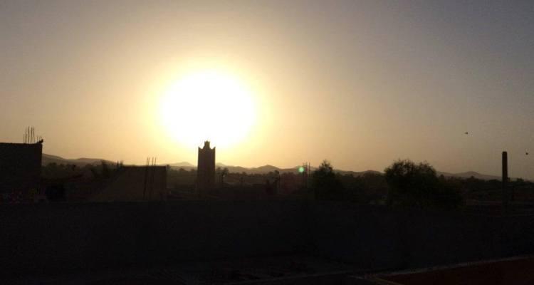 Erg Chebbi Moroccan Desert