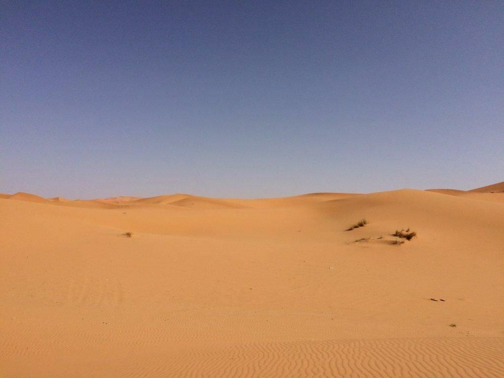 Erg Chebbi near Hassi Labied Morocco