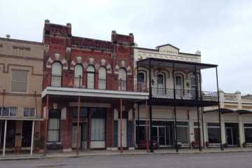 Goliad Presidio Massacre Texas