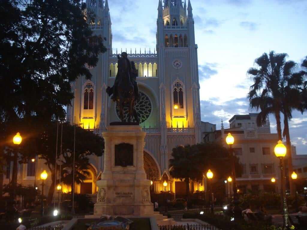 parque de los igauanos guayaquil