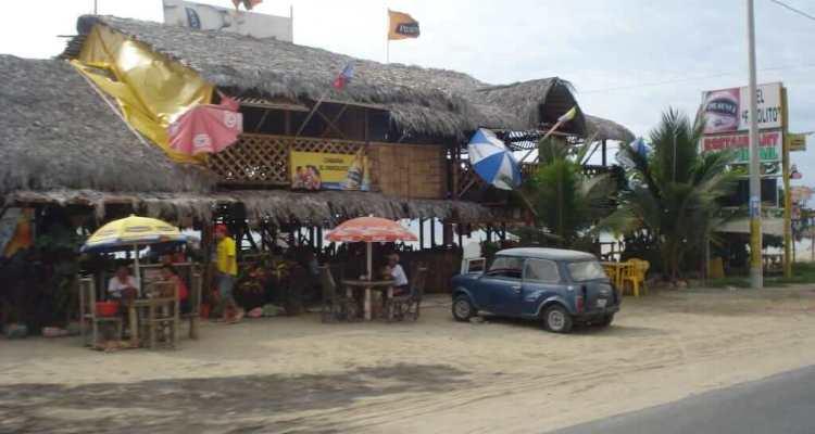 playas ecuador
