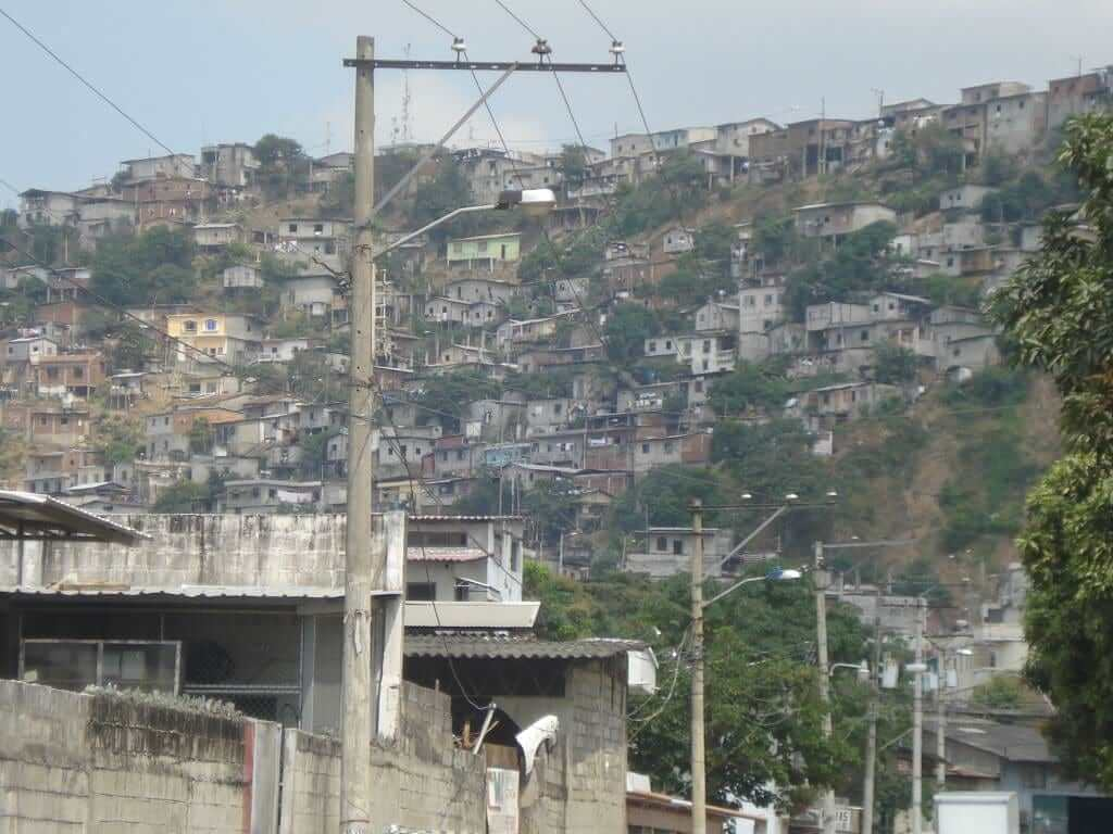 outskirts of guayaquil