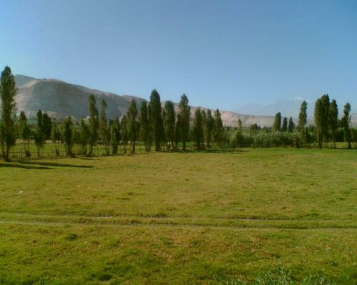 Peru countryside
