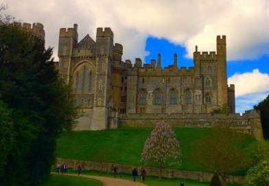 Historic England: Day Trip to Arundel Castle