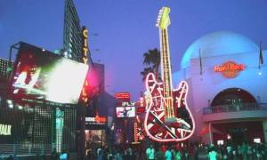 Universal Studio's West Hollywood