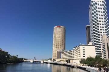 Tampa Downtown Walk