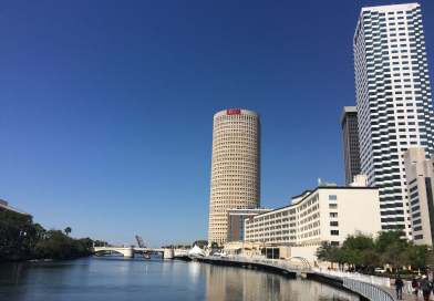 Tampa Downtown Walk: Cass Street to Waterside