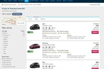 hidden orbitz car rental fees
