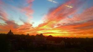 Sunset After #Tapasday