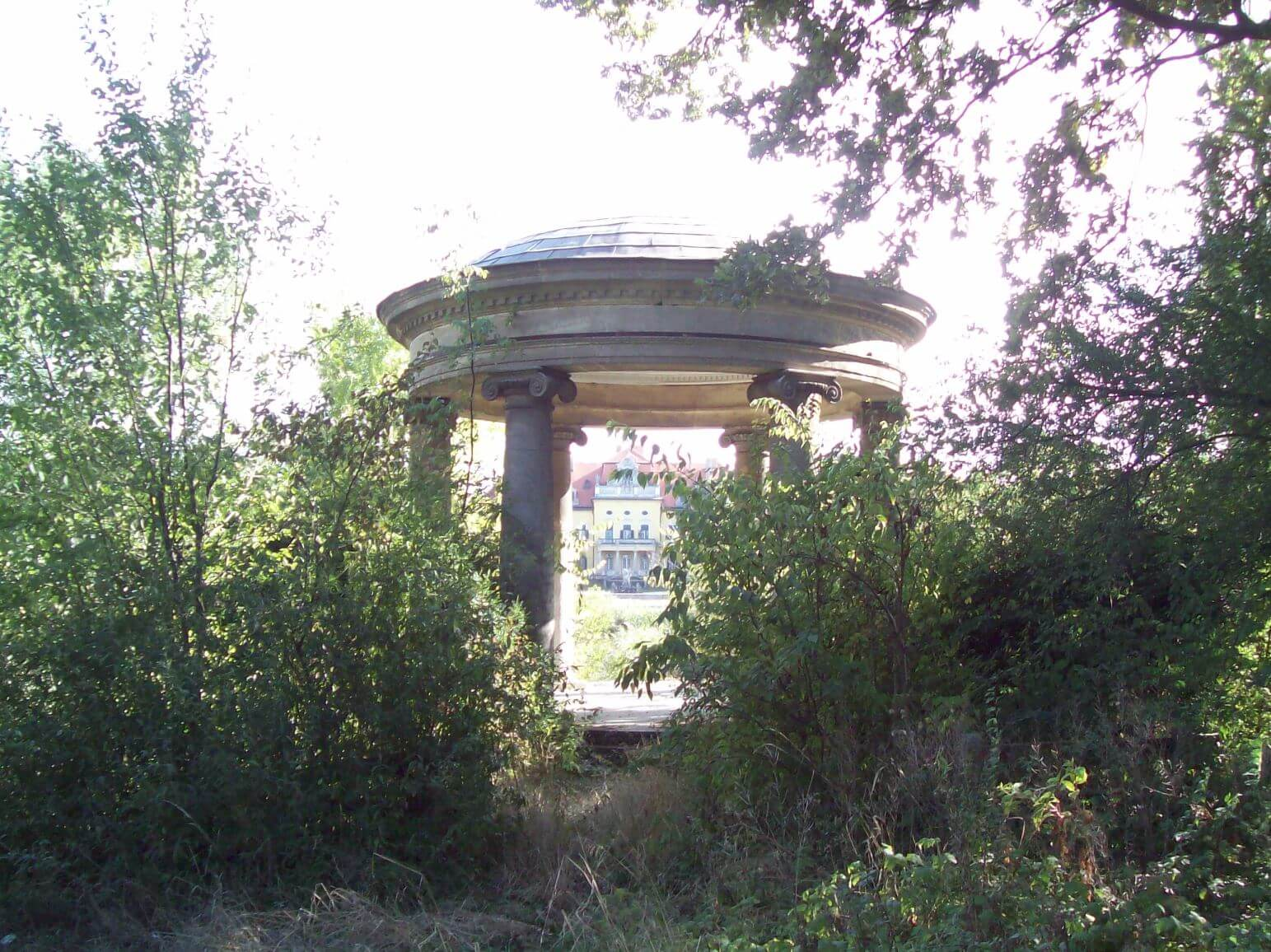 Károlyi Palace Gardens Hungary Nagymágocs
