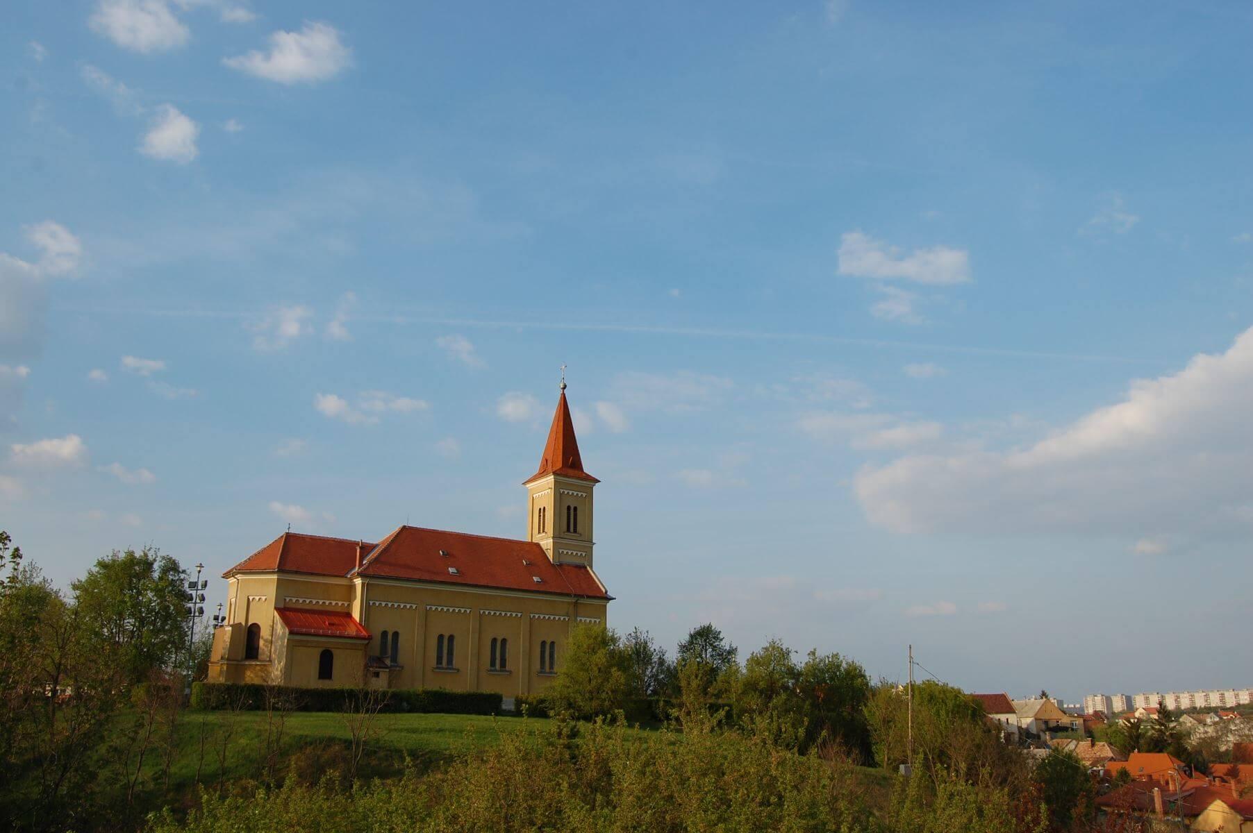 Church in Veszprém
