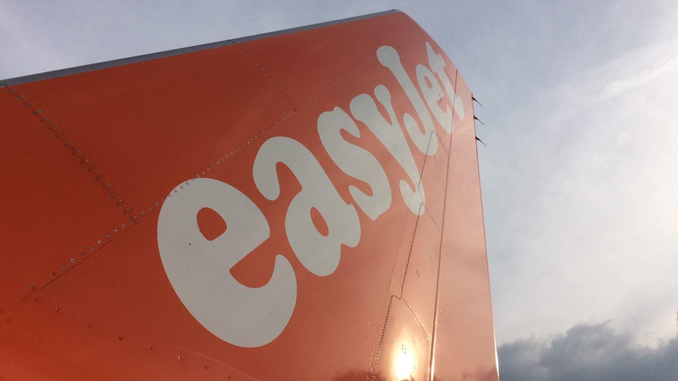 Easyjet Wing