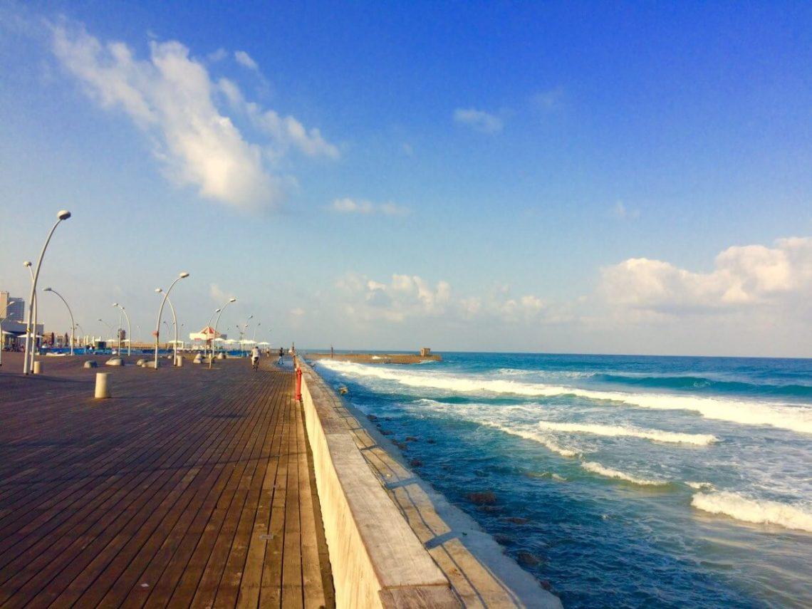Tel Avis Beach, Israel