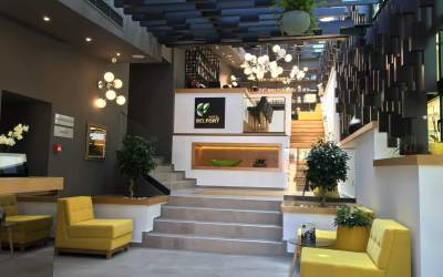 Belfort Hotel Review Brasov