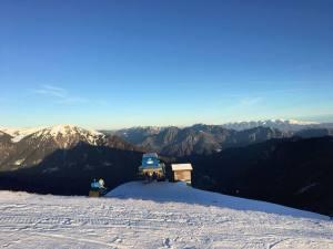 Chairlift at Maniva Ski