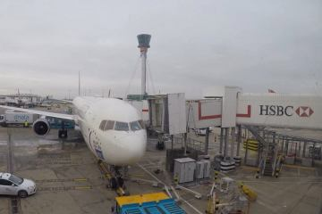Delta Airlines London Atlanta Flight Review
