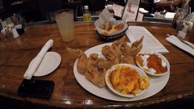 Chicken, Fried Chicken at Mary Mac's