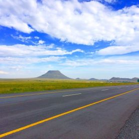 Driving From Johannesburg to Cape Town Via The Garden Route