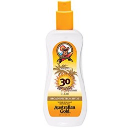 Australian Gold SPF/faktor 30 Spray.