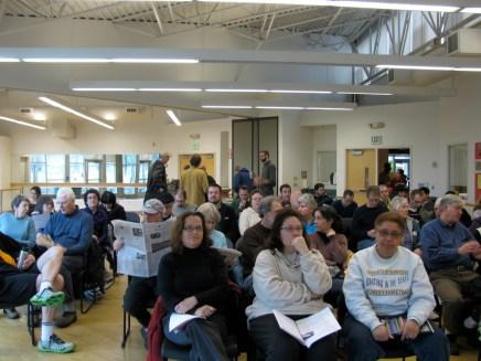 participants at workshop