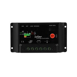 XCSOURCE® 30A Solar Panel Charge Controller