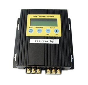 Eco-Worthy 20A MPPT solar charge controller