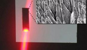 black silicon solar cells