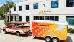 baker electric Solar in San Diego © baker electric Solar