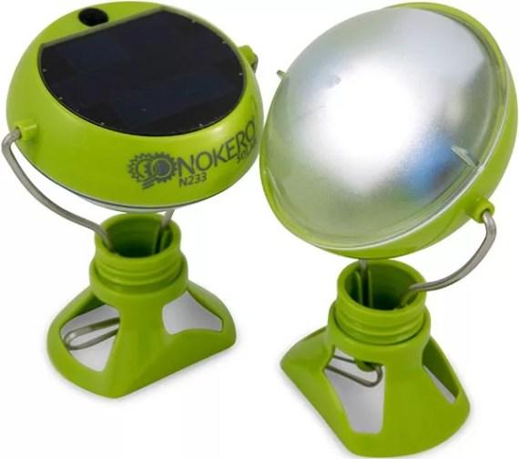Nokero N233-Charing and Lighting Pair