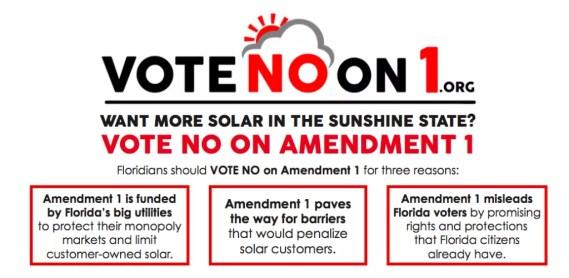 Florida Amendment 1 is a scam