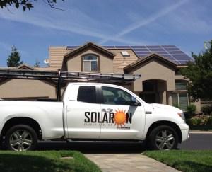 Solaron Truck