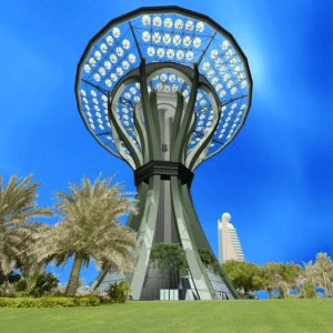 sustainable architecture- bahrain - solar