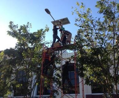Harga PJU solar cell surabaya Proyek atau satuan