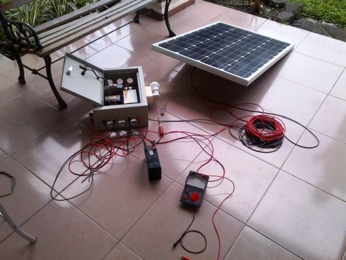 harga Solar Cell