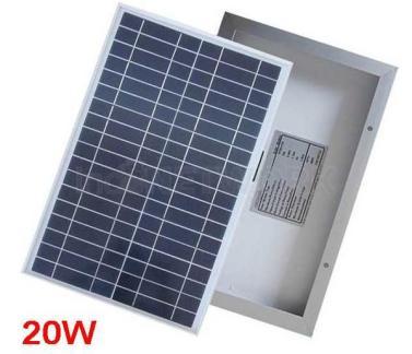 Solar Panel surya 20wp