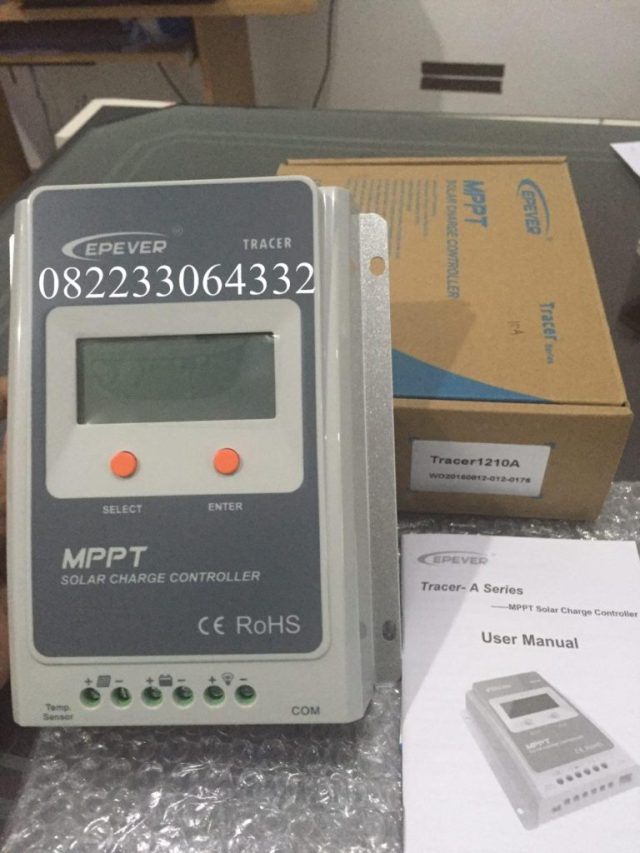 charge controller solar panel 10A