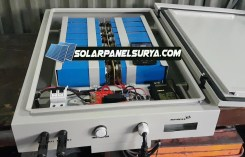 Battery Lithium Solarcell untuk PJU Tenaga Surya dan Panel Surya